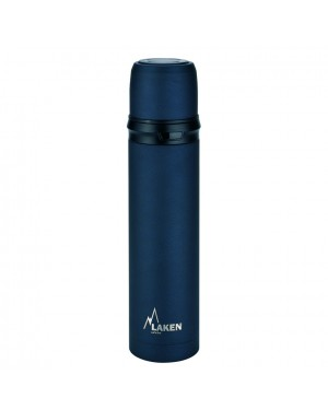 Stainless Steel Thermo Bottles 1 L. - Black