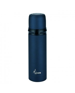 Stainless Steel Thermo Bottles 0.75 L. - Black