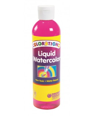 LIQUID WATERCOLOR 8OZ/MAGENTA