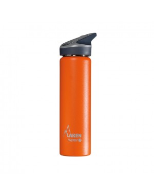 Stainless Steel Thermo Bottle 0.75 L - Orange