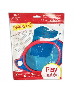 BB Play N' Trace Accessory Pack - Learning Pack