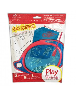 BB Play N' Trace Accessory Pack - Space Adventure