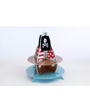Ahoy There, 2 Tier Cake Stand