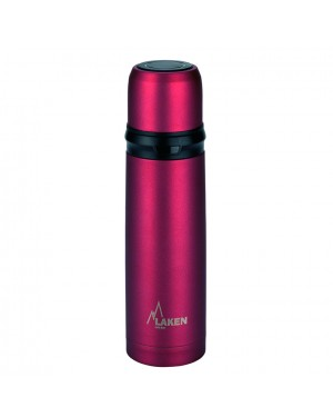 Stainless Steel Thermo Bottles 0.5 L. - Red