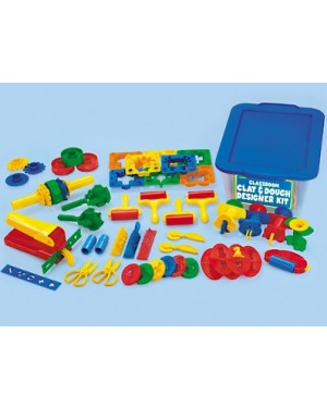 Classroom Clay & Dough Designer Kit