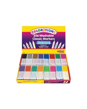 COLORATIONS 256 WASH CLASSIC MARKERS