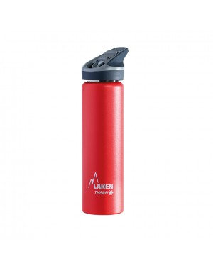 Stainless Steel Thermo Bottle 0.75 L - Red