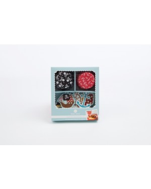 Ahoy There, 20 Cupcake Cases + 20 Picks Set