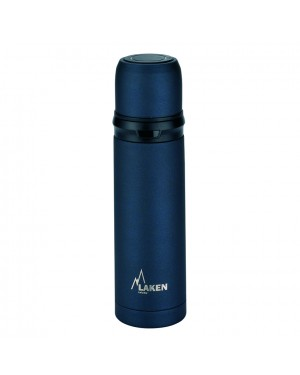 Stainless Steel Thermo Bottles 0.5 L. - Black